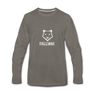 GrizzWear - Men's Premium Long Sleeve T-Shirt