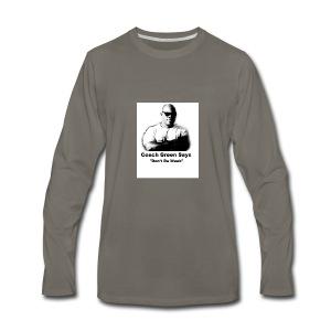 Don't Be Weak - Men's Premium Long Sleeve T-Shirt