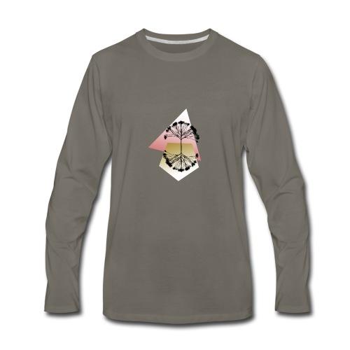 Trees - Men's Premium Long Sleeve T-Shirt