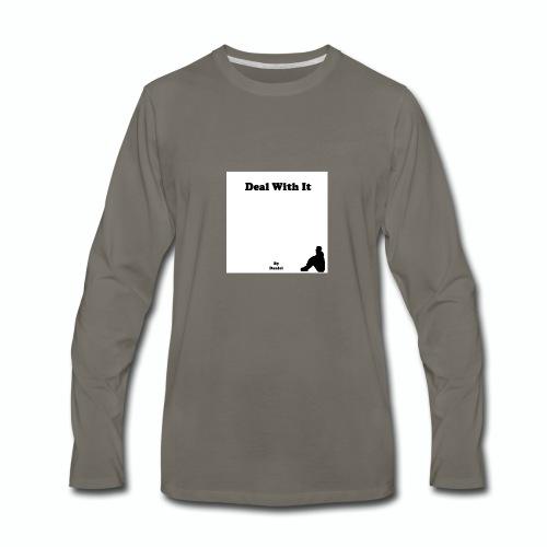 Deal with it by Daniel - Men's Premium Long Sleeve T-Shirt