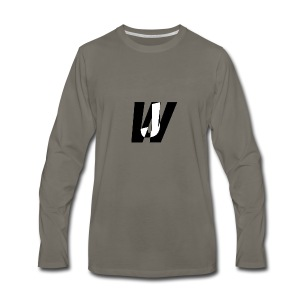 Jack Wide wear - Men's Premium Long Sleeve T-Shirt