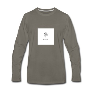 Jevins Vlogs - Men's Premium Long Sleeve T-Shirt