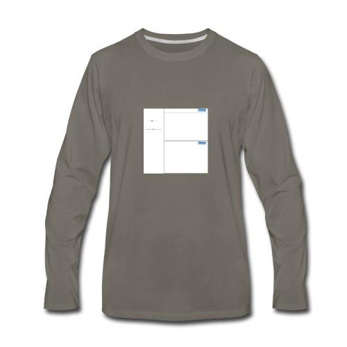 anjel - Men's Premium Long Sleeve T-Shirt