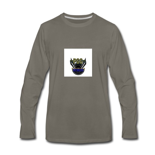 mystic_member_avatar - Men's Premium Long Sleeve T-Shirt