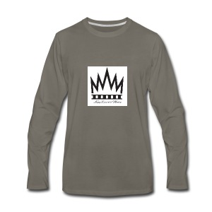 King David - Men's Premium Long Sleeve T-Shirt