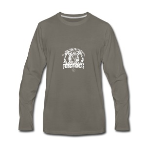 Firefighter t shirts - Men's Premium Long Sleeve T-Shirt