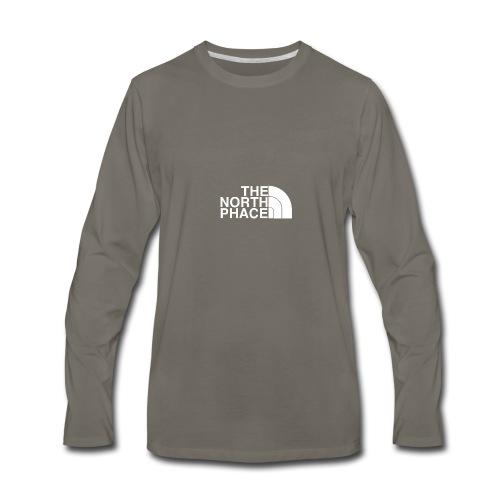 The North PHACE - Men's Premium Long Sleeve T-Shirt