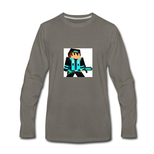 none - Men's Premium Long Sleeve T-Shirt