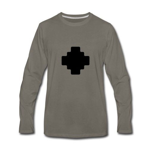 Shaman symbol - Men's Premium Long Sleeve T-Shirt