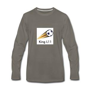 King L11 - Men's Premium Long Sleeve T-Shirt