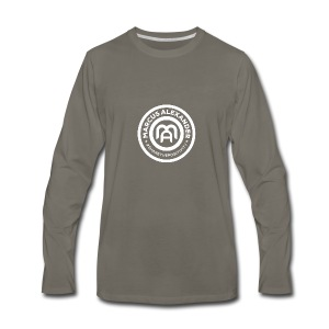 Marcus Alexander Official Logo - Men's Premium Long Sleeve T-Shirt