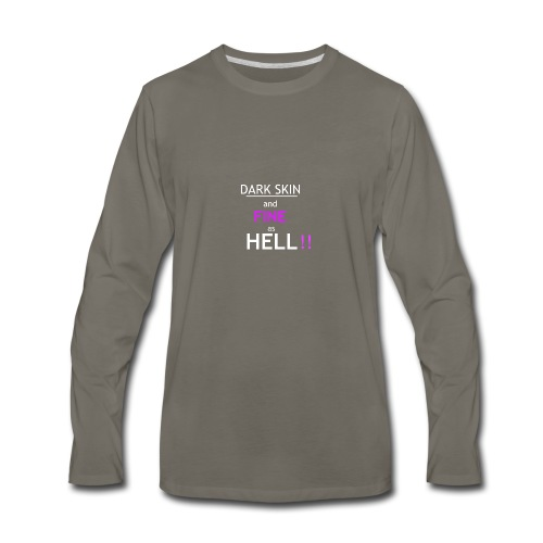 CoCoredgirls - Men's Premium Long Sleeve T-Shirt