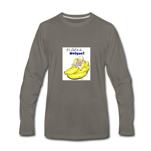 Be Unique! - Men's Premium Long Sleeve T-Shirt
