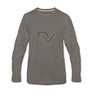 DaveyVlogs - Men's Premium Long Sleeve T-Shirt