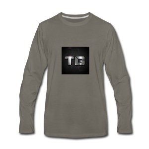 hoodies and spread shirts - Men's Premium Long Sleeve T-Shirt