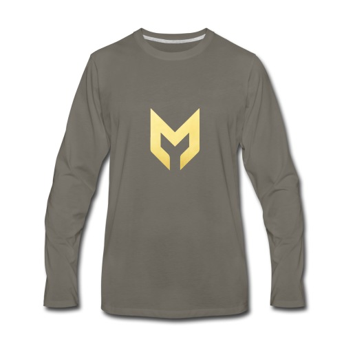 MizzMerch - Men's Premium Long Sleeve T-Shirt