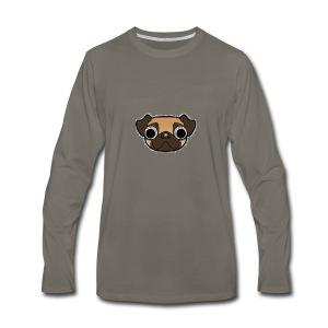 Youtube Logo Mug - Men's Premium Long Sleeve T-Shirt
