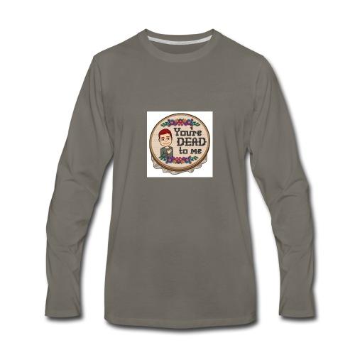 aidansw7rld profile pc - Men's Premium Long Sleeve T-Shirt