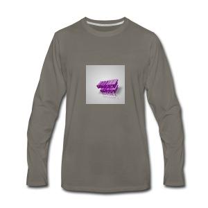 YouTube supporters - Men's Premium Long Sleeve T-Shirt