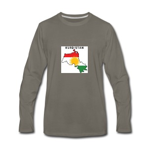 Kurdistan! - Men's Premium Long Sleeve T-Shirt