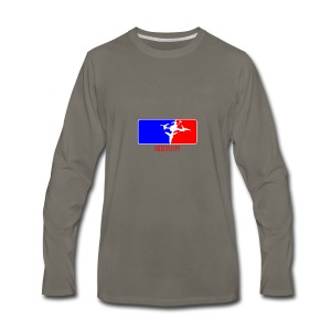 MAJOR LEAGUE - Men's Premium Long Sleeve T-Shirt
