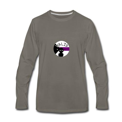 Demi Validation - Men's Premium Long Sleeve T-Shirt