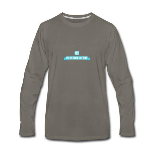 OOBConfessions! - Men's Premium Long Sleeve T-Shirt