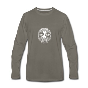 MPMP Shirt - Front - Men's Premium Long Sleeve T-Shirt