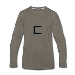 Cryo Clan Logo - Men's Premium Long Sleeve T-Shirt