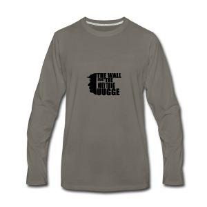 Trump Meme - Men's Premium Long Sleeve T-Shirt