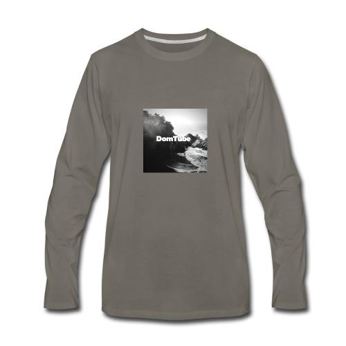 DomTube classic - Men's Premium Long Sleeve T-Shirt