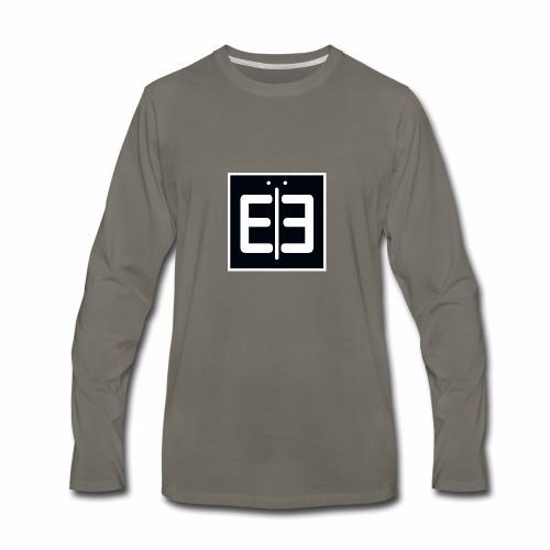 Logo Range - Men's Premium Long Sleeve T-Shirt