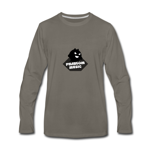 PHANTOM02 - Men's Premium Long Sleeve T-Shirt