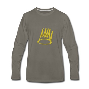 Cole Crown - Men's Premium Long Sleeve T-Shirt
