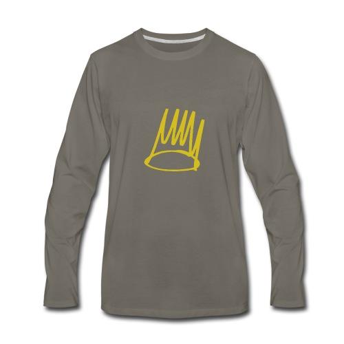 Cole Crown - Men's Premium Long Sleeve T-Shirt