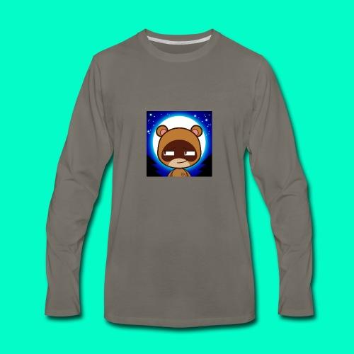 UnDeFinEd - Men's Premium Long Sleeve T-Shirt