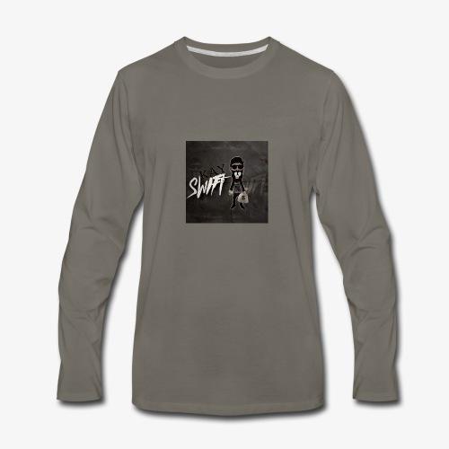Swift Designz - Men's Premium Long Sleeve T-Shirt