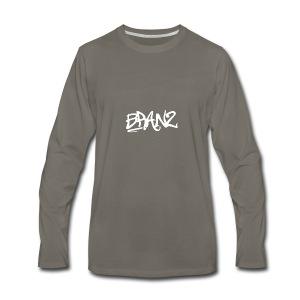 Branz official logo - Men's Premium Long Sleeve T-Shirt