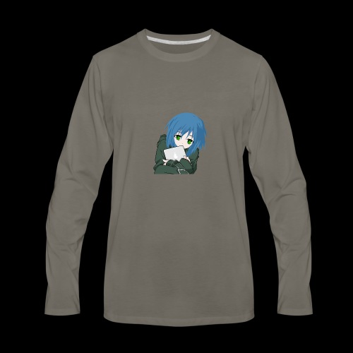 comic - Men's Premium Long Sleeve T-Shirt
