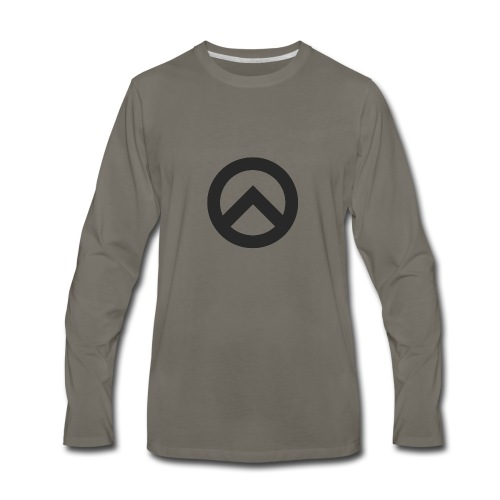 The New Right - Men's Premium Long Sleeve T-Shirt