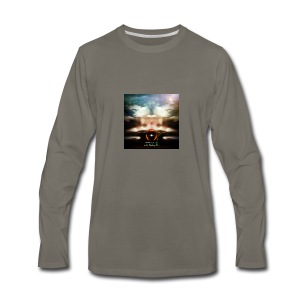 Abstract 11, In My Series - Men's Premium Long Sleeve T-Shirt