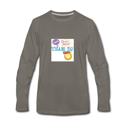 Team20 - Men's Premium Long Sleeve T-Shirt