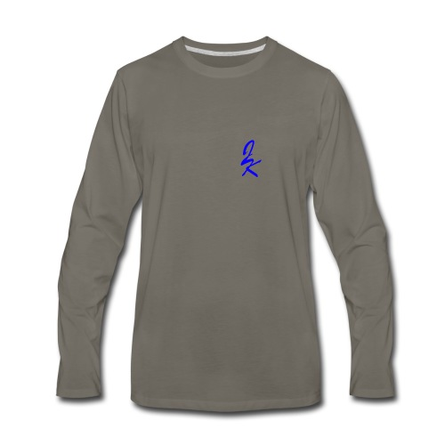 Jake Kelly - Men's Premium Long Sleeve T-Shirt