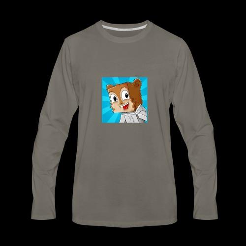 ChipmunkGaminz - Men's Premium Long Sleeve T-Shirt