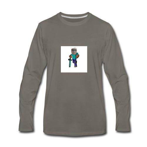 IAMCOOL - Men's Premium Long Sleeve T-Shirt