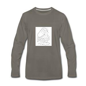drip sauce - Men's Premium Long Sleeve T-Shirt