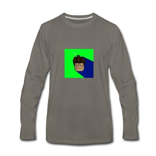 JustMarMar Offical hoodie - Men's Premium Long Sleeve T-Shirt
