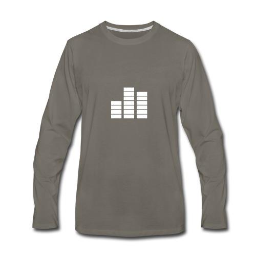 Fouzoradio - T-shirt Premium à manches longues pour hommes