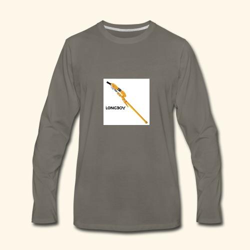 Longboy - Men's Premium Long Sleeve T-Shirt