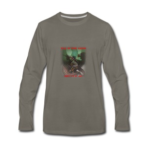 While You Where Sleeping - Men's Premium Long Sleeve T-Shirt